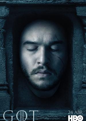"""Ator diz que Jon Snow irá reaparecer em """"Game of Thrones"""""""