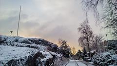 WP_20160318_07_28_14_Raw__highres (madeinfin) Tags: sunrise finland helsinki kulosaari
