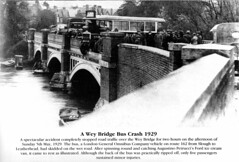 Weybridge bus crash 1929