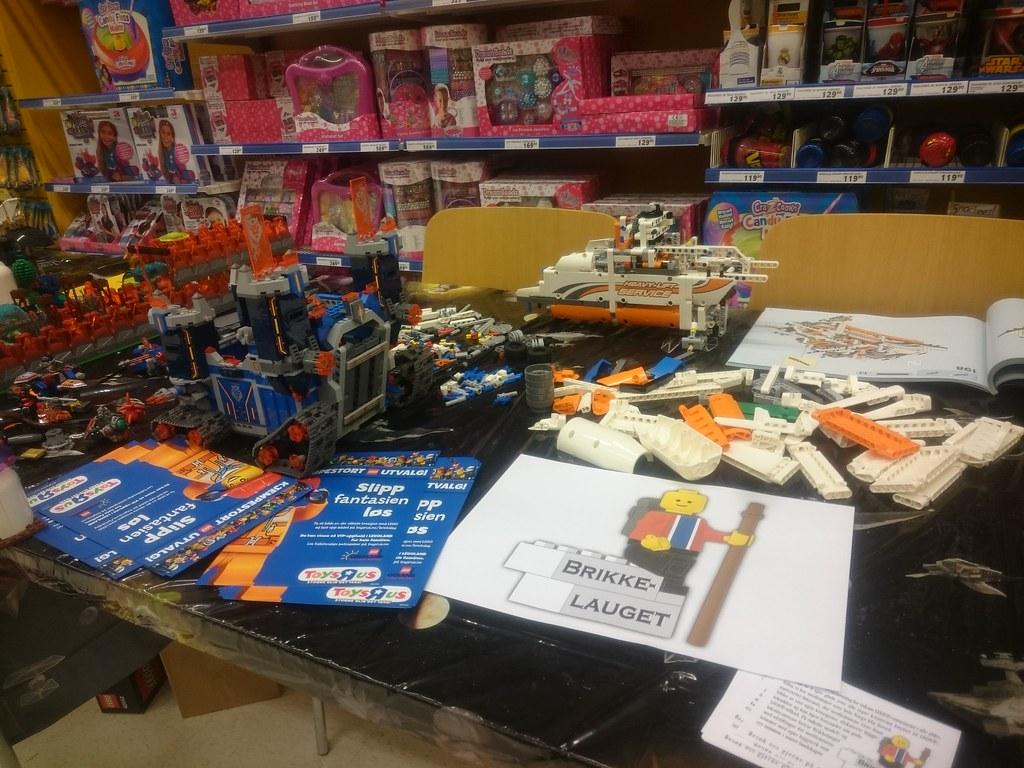 LEGO Days Toys R Us Lagunen March 11 12th 2016. LEGO days Toys R Us Lagunen March 11 12th 2016   TheBrickBlog no