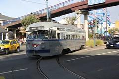 1946 St. Louis Car Co. #1070 (busdude) Tags: new jersey transit twin city rapid co st louis car pcc streetcar muni san francisco municipal railway newjerseytransit njt public service coordinated transport tram