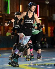 111__33324 (John Wijsman) Tags: rollerderby rollergirls indiana muncie skates partycrashers circlecityderbygirls cornfedderbydames gibsonskatingarena munciemissfits