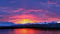 #refleksjon #itromso #vinter #vann #water #reflections #sea #Hav #refleksjon #sunset #snartvr #solnedgang #winter #althperute #ut #tromso #itromso #ute #kvalya #superlokal (Odd-Christian Lilleeng) Tags: winter sunset sea water reflections vinter ut ute vann hav solnedgang tromso refleksjon kvalya snartvr itromso superlokal althperute