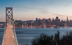 SF-Night-9 (reynolds_brad) Tags: sanfrancisco city nightphotography bridge cityscape baybridge lighttrails streetsofsf