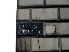 Pitt Street (moley75) Tags: edinburgh ghostsign dundasstreet pittstreet