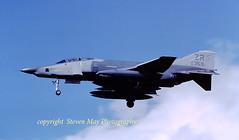 RF-4C Phantom 69-0359 (SPRedSteve) Tags: grey flying f4 zr rf4 rf4c 26trw zweibrucken usafe phnatom