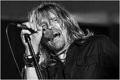 Gallows Pole (leonhucorne) Tags: rock concert noiretblanc cover noirblanc