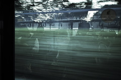 dp0q_160407_A (clavius_tma-1) Tags: blur window speed train tokyo sigma jr  quattro yamanoteline selfie  dp0