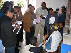 Journalist training in Ethiopia (US Department of State) Tags: training press journalism reporters journalist freepress reporting may3 worldpressfreedomday