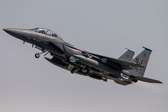 F-15E Strike Eagle (Rami Khanna-Prade) Tags: usa aviation jet boeing airforce usaf eagles gsb jetfighter fs f15 mcdonnelldouglas f15eagle fighterjet 334 strikeeagle f15estrikeeagle sjafb avgeek aviationphotography planephotography seymourjohnsonairforcebase 4thfighterwing kgsb avporn 334thfightersquadron