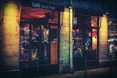 Paris, Café Rivoli Park