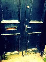door (Jackal1) Tags: door contrast lock decay doorway letterbox yale keyhole doorhandle