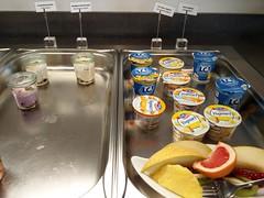 Yogurt and Muesli (A. Wee) Tags: breakfast hotel switzerland yogurt   muesli  visp visperhof