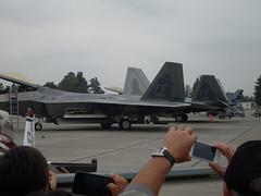 SDC16402 (jperezhot) Tags: chile raptor militar f22 aviones ejercito fidae2016