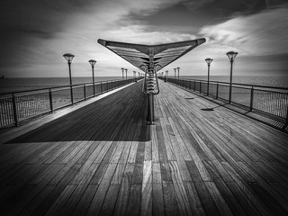 Boscombe Pier Mono