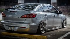 Lowered Mazda - Miami (Manuel Fernandez Inostroza) Tags: car race canon photography suspension artistic miami mazda tuning carrera 6d piso tunear manuelfernndez