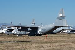 USAF C-130E 63-7289 (Josh Kaiser) Tags: littlerock usaf c130e amarg 637829