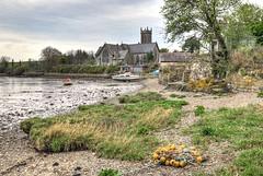 Bere Ferrers, south-west Devon (Baz Richardson (trying to catch up!)) Tags: devon bereferrers gradeilistedbuildings devonvillages standrewschurchbereferrers