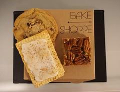 Bake Shoppe (deeeelish) Tags: dessert cookie bakery sweets poptart pecanbar