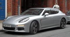 Porsche Panamera D V6 Tiptronic 2014 (johnnyg1955) Tags: car leeds porsche 2014 tiptronic cadsin porschepanameradv6 as3777