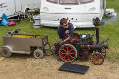 Final Prep (Kev Gregory (General)) Tags: show public canon shopping garden model events centre year sunday traction engine engineering run exhibit hobby steam where final 7d april third around held visitors gregory neighbour kev 24th preparation spalding 2016 springfields