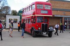 IMGP0075 (Steve Guess) Tags: uk england bus london museum transport surrey gb cobham regent weybridge brooklands weymann aec rlh byfleet lowhight rlh61 mxx261