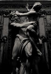 L'enlvement de Persphone /Le rapt de Proserpine (Fred (Mi.Femme.Mi.Fouine)) Tags: sculpture roma statue statues bernini galleriaborghese pentaxk10d leraptdeproserpine pentraxart lenlvementdepersphone