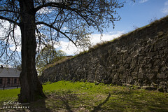 Akershus Castle (Alireza-photorain) Tags: sun castle oslo norway nikon medieval prison akershus aker d810
