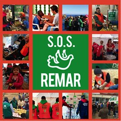 S.O.S Remar Desastres Naturales (O.N.G.D Remar Internacional) Tags: refugees r sos ong remar