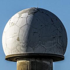 morphology lesson (HHH Honey) Tags: architecture landscape spring military shapes coastal devon hexagons shape radar raf 108 hartland morphology airtrafficcontrol hartlandpoint pentagons sony70300g sonya7rii 116picturesin2016 minimoonxi 108shapewithmorethanfourside sphericalcap
