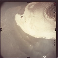 capepoint   _18AUG1965 (CapeHatterasNPS) Tags: capehatteras aerialphotograph hydrology capehatterasnationalseashore