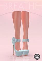 [BREATHE]-Nemesis Heels@Lost&Found (Daisa Admiral) Tags: original shoes mesh secondlife heels breathe