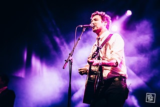 29-04-2016 // Frank Turner and The Sleeping Souls at Groezrock // Shot by Jurriaan Hodzelmans