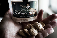 Spanish Almonds (Jules (Instagram = @photo_vamp)) Tags: nuts spanish almonds photochallenge