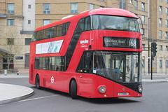Metroline - LTZ 1654 (BigbusDutz) Tags: new routemaster metroline 1654 wrightbus ltz