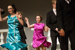 Nice Work Dress 1_7060a (strixboy) Tags: seattle school get work high nice you can it musical if ingraham gershwin