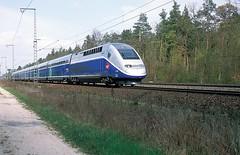 4718  Graben - Neudorf  18.04.13 (w. + h. brutzer) Tags: france analog train nikon frankreich eisenbahn railway zug trains tgv sncf 4700 eisenbahnen grabenneudorf triebzug triebzge webru