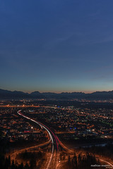 Night in Austria 2015 (mathiasmajetic1) Tags: camera light red sky night photoshop photography austria nice nikon cam nightsky landschaft kamera wunderbar blauenacht landscap langzeitbelichtung vorarlberg ninkond610
