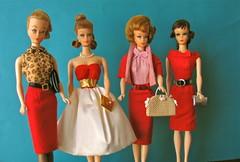 Uneeda Barbie Clone Makeover (Retro Mama69) Tags: doll body head barbie restoration makeover clone reproduction uneeda