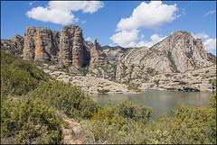 Barrage de Vadiello (Espagne - Aragon) (Laurent Cornu) Tags: vacances eau rivire aragon paysage espagne barrage embalsedevadiello