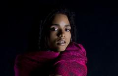 T (bretthampton1963) Tags: portrait woman face eyes lips artofimages