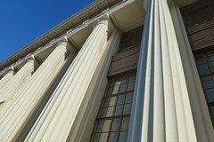 Doric Columns (gec21) Tags: newzealand architecture panasonic nz artdeco napier hawkesbay 2015 dmctz20