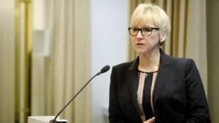 """瑞典外交部:中国扣留达林与桂民海""""不能接受"""""""