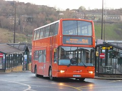 Yorkshire Tiger 880 X675YUG Halifax Bus Stn on 514 (1) (1280x960) (dearingbuspix) Tags: arriva 880 675 arrivayorkshire x675yug yorkshiretiger arrivayorkshiretiger