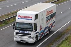 H12APR - Britannia Reeves (TT TRUCK PHOTOS) Tags: removals britannia bourton daf a303