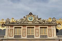 Versailles (Nabila M.) Tags: sculpture paris france architecture gold or royal versailles palaceofversailles louisxiv leroisoleil chateaudeversailles 1200d