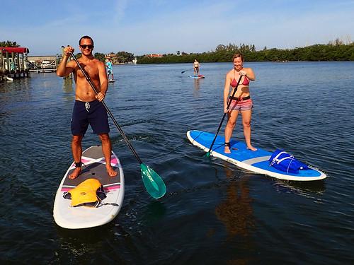1_1_16  paddleboard tour Lido Key Sarasota FL 17