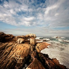 Rocky Shore (Dreamcatcher photos) Tags: ocean sea sky hermanus rocks wave whale overberg dreamcatcherphotos
