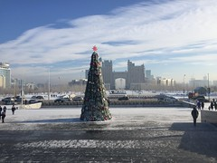 (Gundogusu) Tags: city sky weather day kazakhstan could astana actana