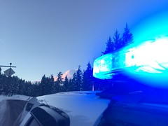 (RyThePhotog) Tags: bar forest liberty ranger tahoe police chevy cop push service law enforcement federal ssv ppv whelen usfs